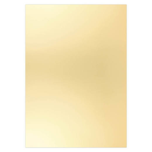 Card Deco Essentials - Metallic cardstock - Gold -CDEMCP002