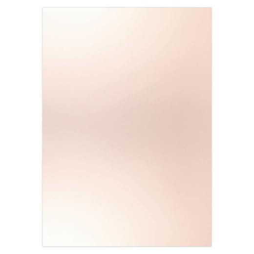Card Deco Essentials - Metallic cardstock - Rose - CDEMCP004