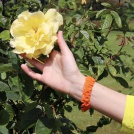 Bracelet Rose in orange