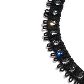 Bracelet Scarlet in black