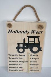 Hollands weerbericht> trekker