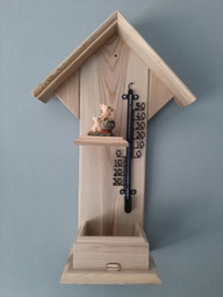 Thermometerhuisje varkentjes