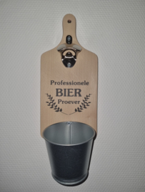Professionele bier proever