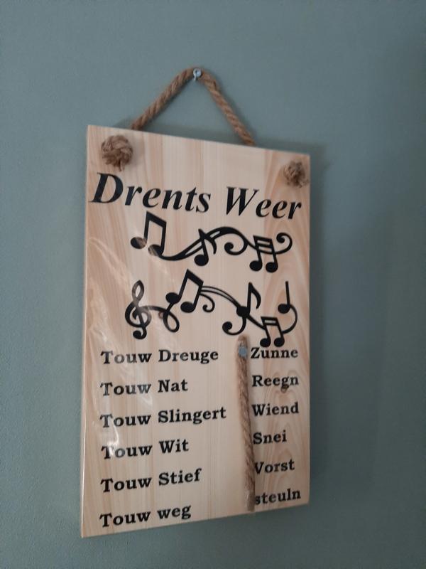 Weerbericht  muzieknoten