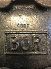 Originele BuR notarislamp