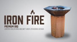Iron Fire Premium BBQ