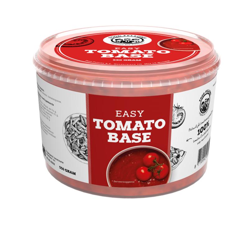 EASY Tomato Base