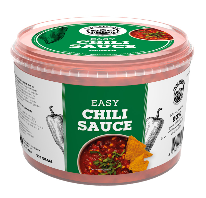 EASY Chili Sauce