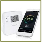 Salus RT310iSR - Smart Digitale thermostaat incl. relais