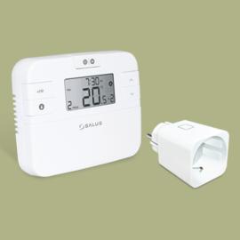 Salus RT510SPE - Digitale thermostaat incl. stekker