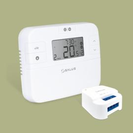 Salus RT510SR - Digitale thermostaat incl. relais