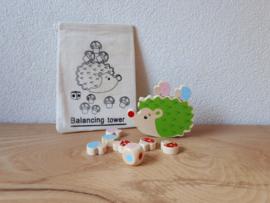 Balansspel Egel