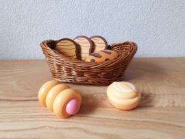 Brood in mandje