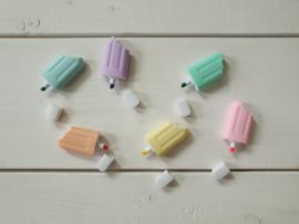 Mini markeerstift - ijsje