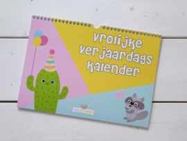 Notitieboekjes en kalenders
