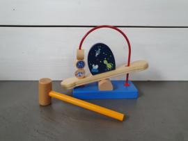 Hamerspel ruimte