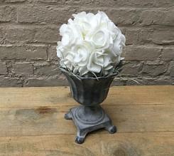 Staander met rozen
