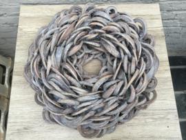 Gedroogde krans (40cm diameter)