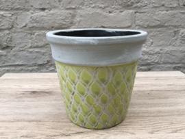 Italiaans keramiek pot
