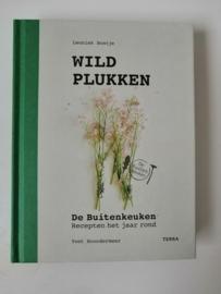 """Boek """"Wild plukken"""""""
