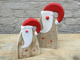 Kerstman hout