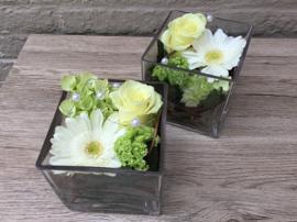 mini bloemvaasje
