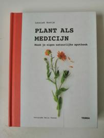 """Boek """"Plant als medicijn"""""""