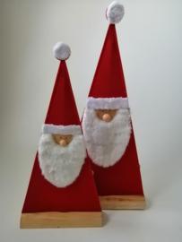 Kerstman groot