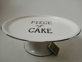 Taarten of cake schotel