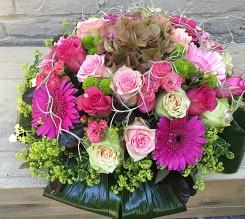 Rond bolvormig /bloemenvariatie