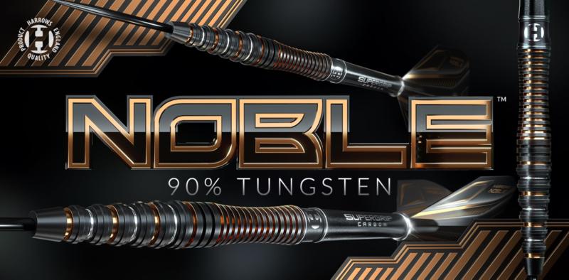 Harrows Noble 90% | Harrows darts | FKdarts.nl
