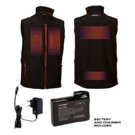 Verwarmd Vest/Bodywarmer 2019