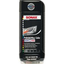SONAX Polish & Wax Color Zwart