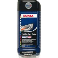 SONAX Polish & Wax Color Blauw
