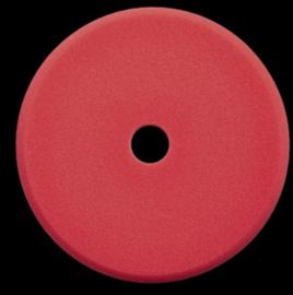 SONAX Polijstschijf excenter rood 143 mm (hard) Dual Action