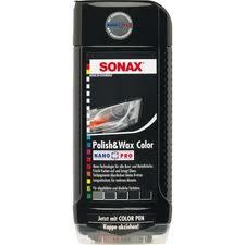 SONAX Polish & Wax Color Zwart