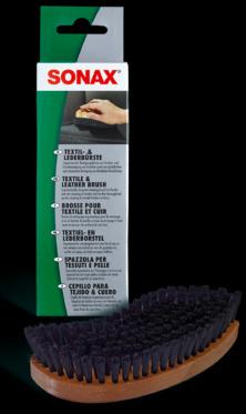 SONAX Borstel voor Textiel en Leder