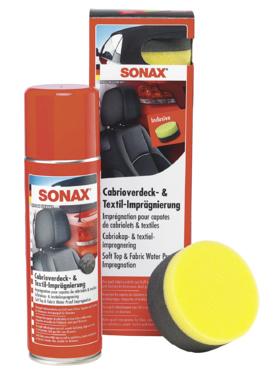 SONAX Cabriokap- & Textiel Impregneer