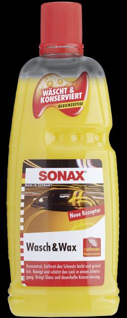 SONAX Wash & Wax