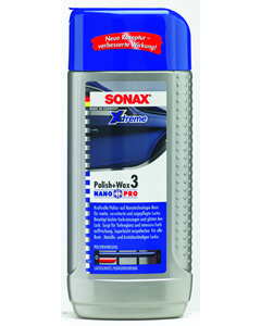 SONAX XTREME Polish + Wax nr. 3