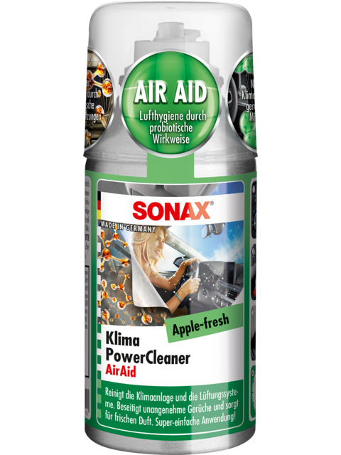 SONAX Klima PowerCleaner AirAid