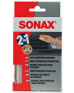 SONAX Insectenspons voor lak