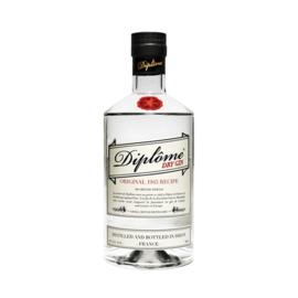 Diplôme Dry Gin 44°  70CL
