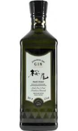 Sakurao Japanese Gin 47°  70CL