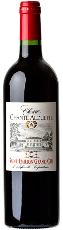 Chateau Chante Alouette Grand Cru 2016 37.5cl (Karton/12)