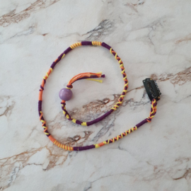Hair wrap clip-in 002 - 48 cm