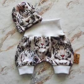 Harembroekje witte tijger maat 38