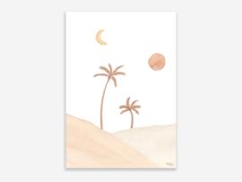 A5 palmbomen