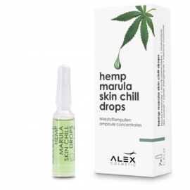 Hemp Marula skin chill drops (7x 1,5ml)