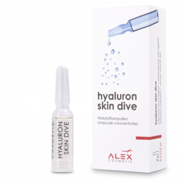 Hyaluron skin dive (7x 1,5ml)